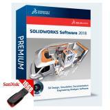 Jual Flashdisk Sandisk 16Gb Solidworks 2018 Branded Original