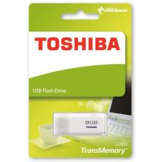 FLASHDISK TOSHIBA HAYABUSA 16GB / FOR PC & LAPTOP / GARANSI 5 TAHUN