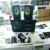 Spesifikasi Fleco F2101Bt Speaker Bluetooth Murah