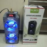 Dimana Beli Fleco Sd306 Speaker Bluetooth Fleco Mp3 Mic Sd 306 Warna Random Fleco