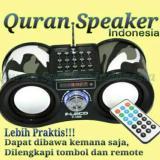 Spesifikasi Fleco Tmj Speaker Al Quran 30 Juz Hadist Doa Harian Anak Muslim Fleco
