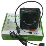 Harga Fleco Voice Amplifier With Microphone Asli