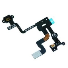 Flex Fleksibel Tombol Volume Mute Power On Off Iphone 4G 4S CDMA