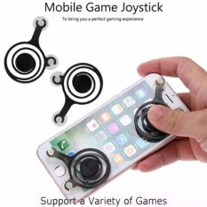 Fling Mini Joystick Dual Analog 2 pcs High Quality Gadget Controller Gaming Game Pad Touch Screen MOBA Mobile Legends Heroes Evolved Arena of Valor Garena AOV for Apple Samsung Xiaomi Sony Oppo LG Lenovo Vivo Nokia Smart Phone Tablet iOS Android Windows