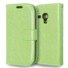 Flip Case untuk Samsung Galaxy S 3 III Mini S3 SIII I8190 GT-i8190 Nilai Edisi VE I8200 GT-i8200 GT-i8200L Telepon Kulit Cover-Intl
