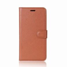 Flip Cover Kulit Dompet Case untuk Lenovo VIBE Z2 Pro-Intl