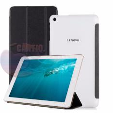 Flip Cover Lenovo Tab 3 Ukuran 7.0 Inch TB3-730M Leather Case Sarung / Leather Cover / Flipshell /