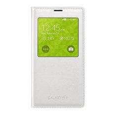 Harga Flip Cover Samsung Galaxy S5 I9600 With Ic Chip Auto Lock Case Putih Dan Spesifikasinya