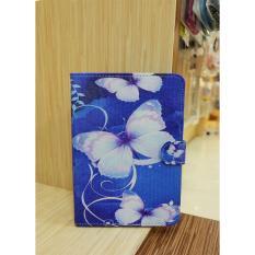 Flip Cover Samsung Tab 3 7 Inci Bunga Cantik dan Keren