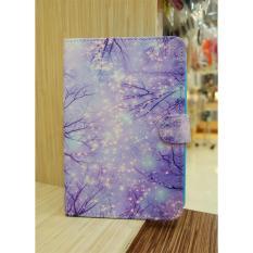 Flip Cover Samsung Tab3 7 Inci Bunga Jepang