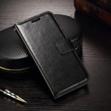 Review Flip Cover Wallet Alcatel One Touch Flash 2 Casing Leather Case Dompet Back Cover