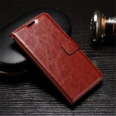 Promo Flip Cover Wallet Lenovo A7010 K4 Note X3 Lite Casing Leather Case Dompet Back Cover Di Dki Jakarta