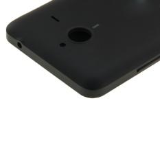 Jual Sandal Kulit Penutup Pengganti Plastik Untuk Microsoft Lumia 640Xl Hitam Sunsky Branded