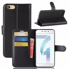 Diskon Besarflip Pu Dompet Kulit Cover Case Untuk Oppo A71 Intl