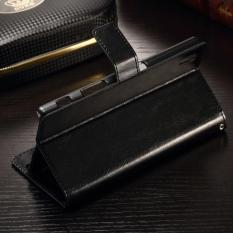 Flip Wallet Leather Samsung Galaxy S5