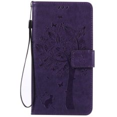 Flip Wallet Style simple pattern (PU leather and Soft TPU) Stand Protection phone case for HUAWEI Ascend Mate7 - intl