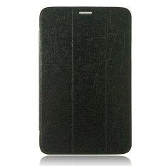 Flipflop Slim Case for Samsung Galaxy Tab 3 lite Tab V T110/T111/T116 - Hitam
