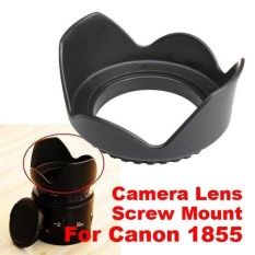 Flower Camera Hood 58mm Petal  for  Canon EOS 1855 lens  -  intl