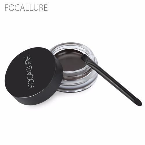 Toko Focallure Tahan Air Tahan Lama Pencelupan Alis Gel Cream Dengan Brush Makeup Tool Tipe 04 Intl Tiongkok