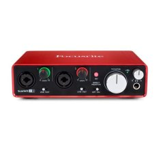 Jual Focusrite Scarlett 2I2 2Nd Second Generation Satu Set