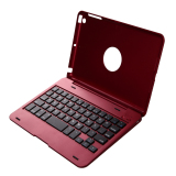 Beli Keyboard Lipat Bluetooth Pengadaan For Case Ipad Mini 1 2 3 Merah Murah