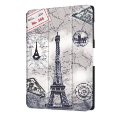 Folding Stand Leather Case Cover For Acer Iconia One 10 B3-a40 10.1 Inci Tablet-Intl