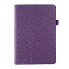 Folio Baru Folding Leather Stand Case untuk Acer Iconia A1-830 7.9 Tablet Ungu