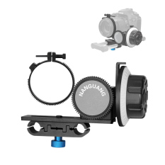 Review Ikuti Fokus Cn 90F With Lingkar Roda Gigi Sabuk For Canon Nikon Dslr Kamera Camcorder Hong Kong Sar Tiongkok