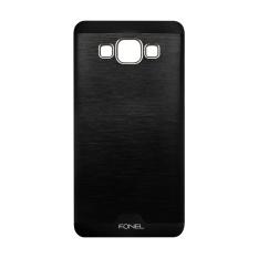 Fonel Alumunium Back Cover Galaxy A5 - Hitam