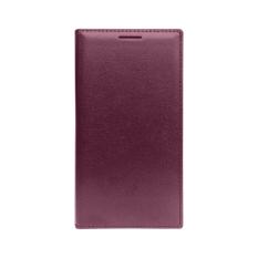 Fonel Flip Wallet for Galaxy A3 - Merah