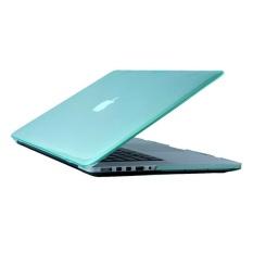 Untuk 2016 Baru MAC Buku Pro 13.3 Inch A1706 dan A1708 Laptop Kristal PC Pelindung Case (Hijau)-Intl