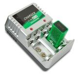 Jual Untuk Aa Aaa 9 V Ni Mh Ni Cd Baterai Isi Ulang Portable Eu Plug Wall Charger Intl Branded Original