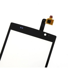 untuk Acer Liquid Z500 Layar Sentuh Digitizer Aksesoris + 3 M Tape + Membuka Alat Perbaikan + Lem-Intl
