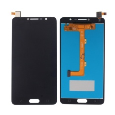 untuk Alcatel One Touch Flash Plus 2 5095 OT5095 LCD Display dengan Touch Screen Digitizer Assembly, Hitam-Intl