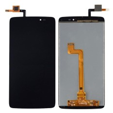 For Alcatel One Touch Idol 3 OT6045 6045d 6045 LCD Display With Touch Screen Digitizer Assemblely 5.5 inch - intl