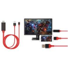 Jual Untuk Apple 7 Mobile Video Kabel Untuk Apple Untuk Hdmi Hd Line Untuk Ipad Iphone5 6 S 7 Untuk Mengubah Hdmi Intl Tiongkok