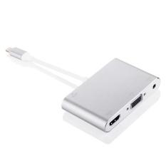 Beli Untuk Apple 8Pin Lightning To Hdmi Vga Digital Av Kabel Adaptor Untuk Iphone 6 7 Intl Lengkap