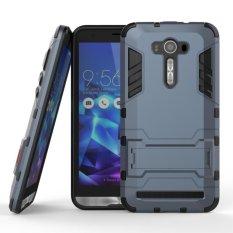 Harga Untuk Asus Zenfone 2 Laser Ze550Kl Ze551Kl 5 5 Case Shockproof Rugged Armor Case Karet Silikon Hibrida Hard Back Phone Cover Intl Origin