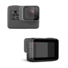 Beli Barang Untuk Kamera Go Pro Hero 5 Layar Lcd Display Lens Pelindung Untuk N Gopro Hero 5 Online
