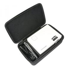 Untuk Dbpower T20/T21 1500 Lumens LCD Mini Proyektor/Lephas 1500 Lumens LED Video Proyektor Rumah EVA Membawa casing Oleh Khanka-Internasional