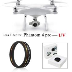 Jual For Dji Phantom 4 Pro Filter For Lenses Camera Lens Filter Uv Filter Intl Satu Set