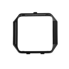 Harga Untuk Fitbit Blaze Watch Metal Frame Holder Shell Hitam Intl Sunsky Original