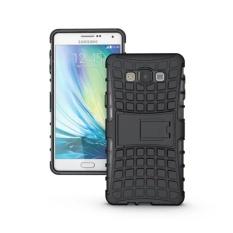 untuk Galaxy A8 2015 Kasus, Hard PC + TPU Tahan Guncangan Sulit Dual Layer Menutupi