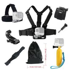 Jual For Hero 5 4 3 2 1 Aksesoris Mengatur Pelampung Tangan Dada Kepala Tali Penahan Helm For Sjcam Sj4000 Sj5000X Kamera Aksi Internasional Di Tiongkok