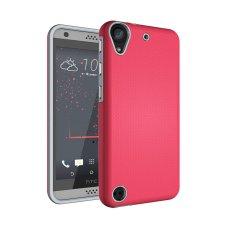 untuk HTC Desire 530 630 Ultra Slim Anti-Slip Shockproof Telepon Kembali Casing Penutup (Hot Pink) -Intl