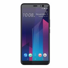 for HTC U11 Plus Tempered Glass Film Ultra Thin Screen Protector Guard HD 9H, Scratch Proof, Anti-burst, 99.9% Light Transmission (2-Pack) - intl