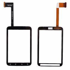 untuk HTC Wildfire S A510e G13 Baru Layar Sentuh Digitizer Lensa Depan Panel Kaca Luar Lens Replacement Parts-Intl