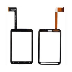 Untuk HTC Wildfire S Sentuh Layar Digitizer Sentuh Panel Penggantian Seluler Aksesori + 3 M Tape + Membuka Alat Perbaikan + Lem-Internasional