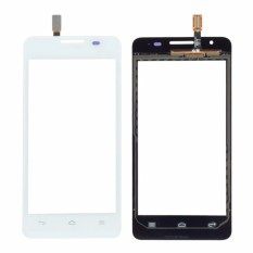 For Huawei Ascend G510 G520 G525 U8951 T8951 White Touch Screen Digitizer front glass replacement - intl