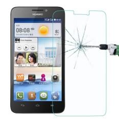 Untuk Huawei Ascend G630 0.26 Mm 9 H + Permukaan Hardness 2.5D Explosion-Tahan Kaca Melunakkan Film-Internasional